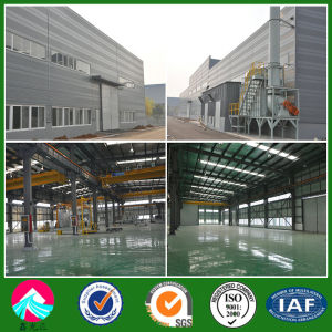 Prefabricated Steel Structure Warehouse/Workshop pictures & photos