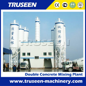 Well-Known Trademark Truseen 240m3/H Large Capacity Concrete Plant pictures & photos