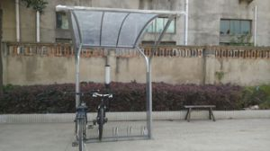 Innovative, Attractive, and Functional Bike Shelter pictures & photos