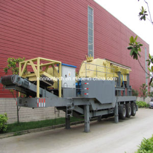 Mobile Crushing Machine