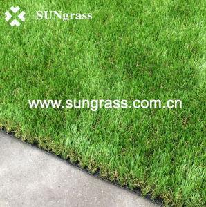 40mm Landscape/Garden Artificial Grass (SUNQ-HY00003) pictures & photos