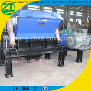 Plastic/Wood/Mattress/Tire/Foam/Animal Bone/Municipal Waste/Kitchen Waste/Waste Fabric Shredder pictures & photos