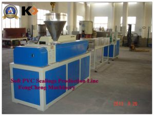 Plastic Sealing Strip Machine pictures & photos
