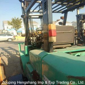 Used 5t Forklift Mistubishi Forklift for Hot Sale (5T)