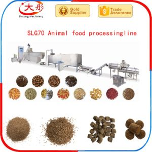 Fish Food Extruder Machine Catfish Fish Feed Pellet Making Machine pictures & photos