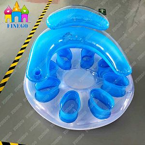 Hot Selling Toy Beach Inflatable Floating Air PVC Chair Float Factory Price pictures & photos