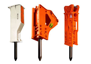 Hydraulic Hammer Breaker for Excavator pictures & photos