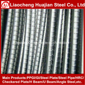 High Yield Steel Deformed Bar of Competitive Price pictures & photos