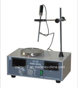85-2b Laboratory Magnetic Hotplate Stirrer/Magnetic Agitator pictures & photos