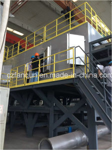 Stainless Steel Belt Dryer for Chemical Product