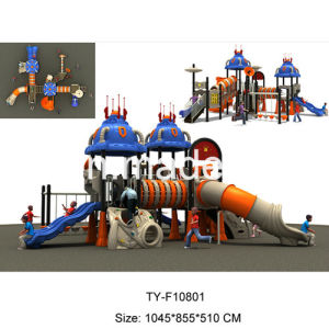 2017 New Products Soft Children Outdoor Playground (TY-F10801) pictures & photos