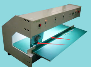 PCB Separator or PCB Board Cutter Machine pictures & photos