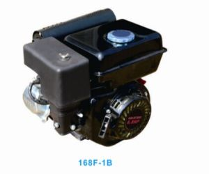 4-Stroke 6.5HP 196cc Gasoline Engine Wx-168f-1b pictures & photos