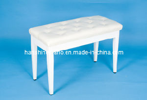 [Chloris] White Piano Bench (HS-002WP) pictures & photos
