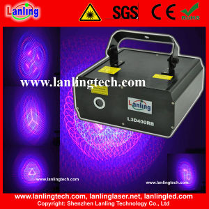3D Night Club Laser Light/Laser Projector/ Laser Stage Lighting pictures & photos