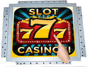 19 Inch LCD Touch Screen Monitor for Slot Machine / Pot of Gold / Casino Machine pictures & photos