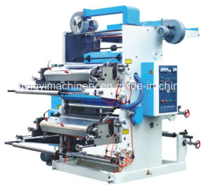 Double-Color Flexography Printing Machine pictures & photos