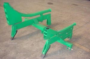 Tractor Mounted Pipe Laying Ripper Machine pictures & photos