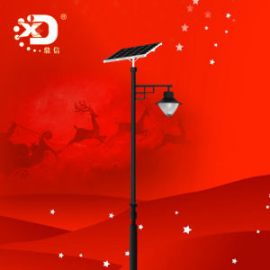 Solar Graden Lights with 3.5m Pole pictures & photos