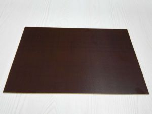 Polyimide Fiberglass Cloth Sheet pictures & photos
