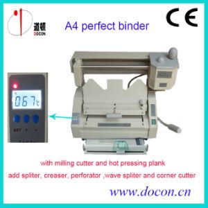 Glue Binding Machine pictures & photos