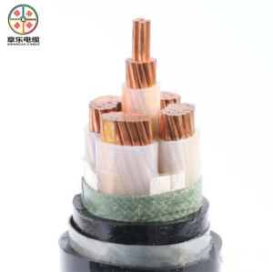 Steel Tape Armour Electric Cable, PVC Wire for Power Transmission pictures & photos
