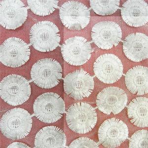 Cotton Voile Embroidery Lace (L5155) pictures & photos