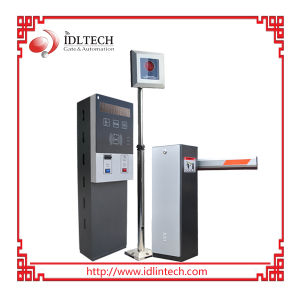 Automatic Vehicle Identification RFID Parking Barrier pictures & photos