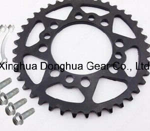 420-76mm-41t Motorcycle Rear Chain Sprocket 420 41 Tooth Pit Dirt Pocket Bike pictures & photos