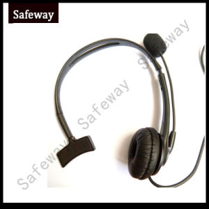 Two Way Radio Headset with Boom Microphone for Baofeng pictures & photos