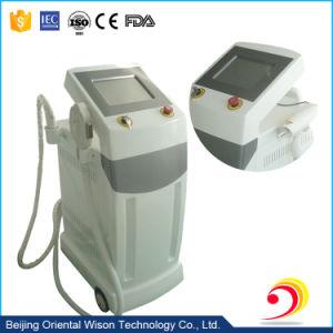 3 Handles E-Light (IPL &RF) RF Laser Hair Removal Equipment pictures & photos