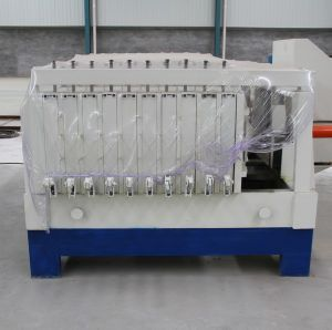 Tianyi Mobile Molding Machine EPS Cement Sandwich Board pictures & photos