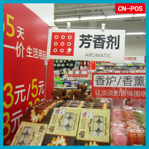 L Shape Table Sign Stands for Display (TAS-009)