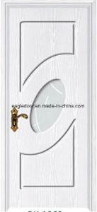 Asia Latest Design PVC Interior Wooden Doors (EI-P158) pictures & photos