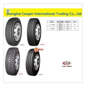 Long March BTR Radial Truck Tire (11R22 7.5R) pictures & photos