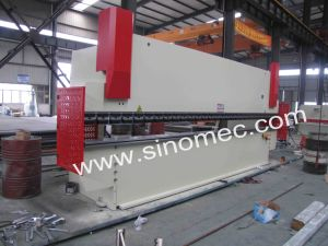 Nc Bending Machine; Hydraulic Press Brake (WC67K-100T/4000) pictures & photos