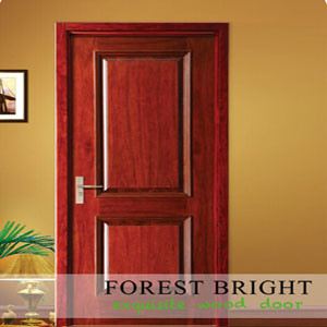 Classic Home Design Door, Raised Molding Veneered Doors and Window pictures & photos