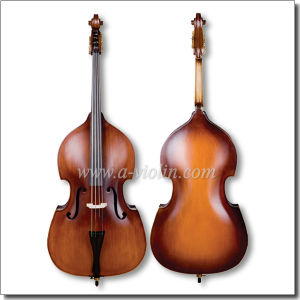 Laminated Hardwood Student Double Bass with Bow & Bag (BG001E) pictures & photos