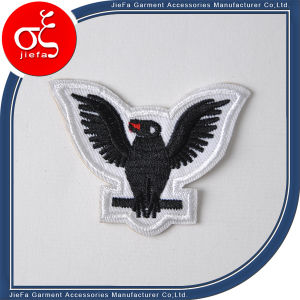 Custom Self-Adhesive Embroidery Patch in High Quality pictures & photos