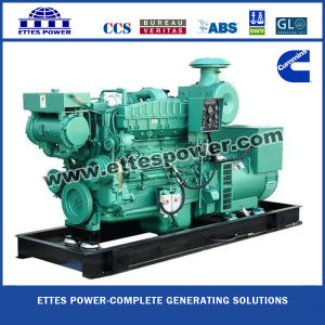 Cummins Marine Diesel Generator Set (50kVA-1000kVA)
