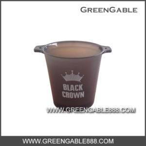 Plastic Bar Ice Bucket (IBP-008) pictures & photos