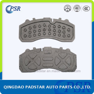 Good Performance Wva Truck Brake Pads Cast Iron Backing Plate pictures & photos