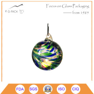 Colorful Glass Candle Holders Decoration pictures & photos