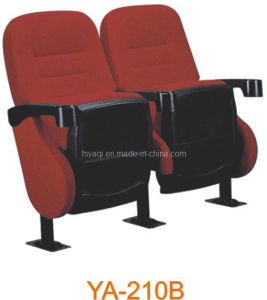 Cinema Chair Metal Seating Theater Chair Furniture (YA-210B) pictures & photos