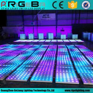 61*61cm Waterproof LED Digital Dance Floor pictures & photos