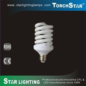 Bright Tri-Phosphor CFL 27W E27 Base Energy Saving Lamp with 8000hrs Lifetime