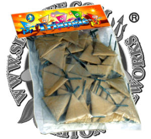 Triangle Cracker 20 PCS/Firecracker/Firecrackers/Toy Fireworks pictures & photos