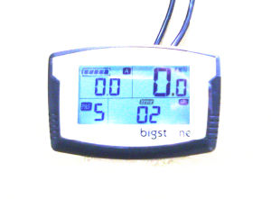 Electric Bicycle LCD Display, Electric Scooter LCD Display (KQ8660)