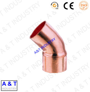 J9008 Copcal 45 Deg Elbow for Plumbing Copper Fitting pictures & photos