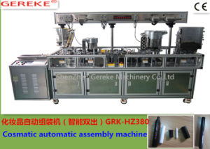 Cosmetic (lip gloss pen) Automatic Assemly and Filling Machine pictures & photos